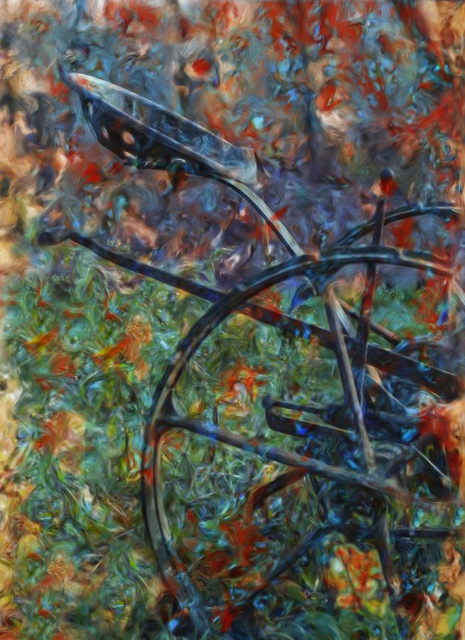 Landscape Digital Art - Purpose Served 2 by Jack Zulli
