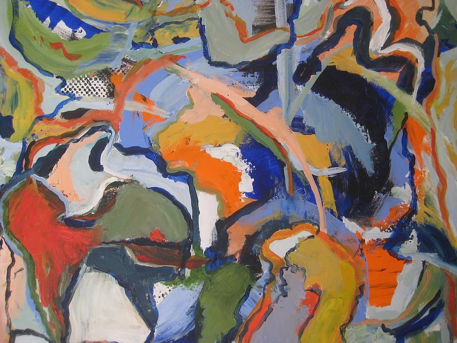 PUSHING FORWARD by Edy Ottesen