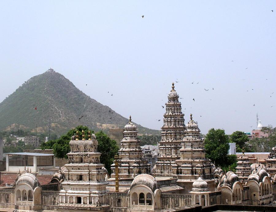 Pushkar Photograph by Chris Ilsley