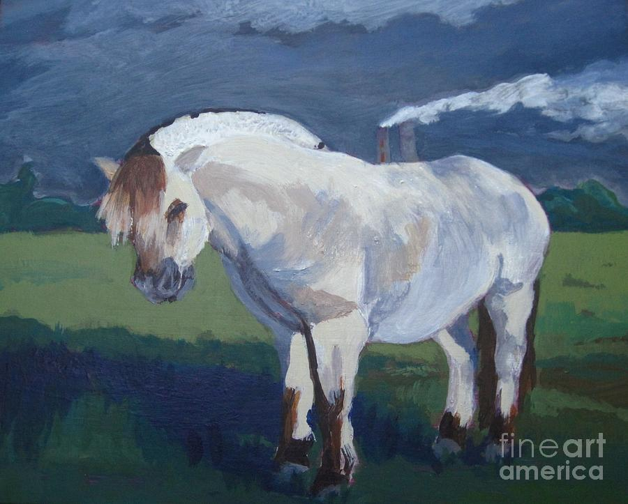 Put Out to Pasture by Katrina West