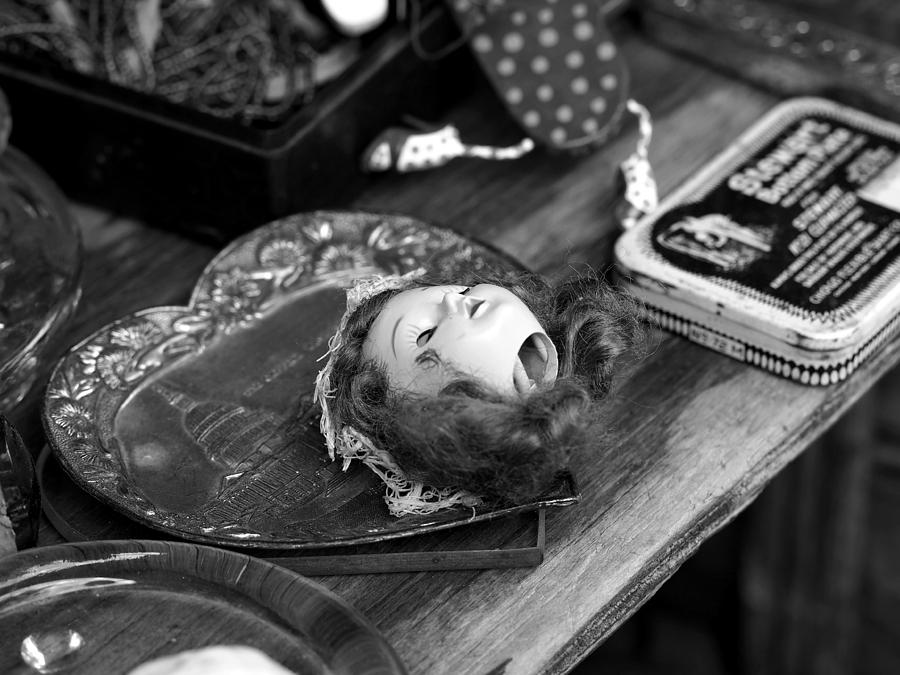 Vintage Photograph - Put Your Head In Your Heart by Atchayot Rattanawan