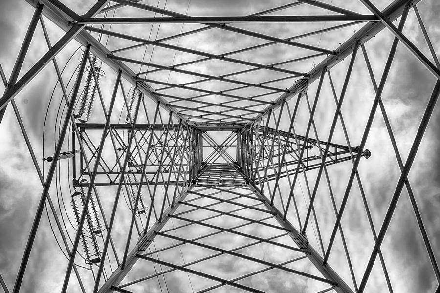 Nature Photograph - Pylon by Howard Salmon