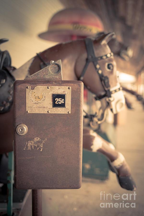 Quarter Photograph - Quarter Horse by Edward Fielding
