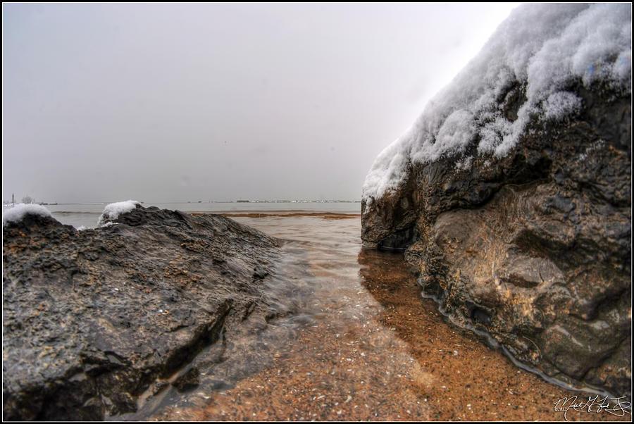 Buffalo Photograph - Queen City Winter Wonderland After The Storm Series 0041 by Michael Frank Jr