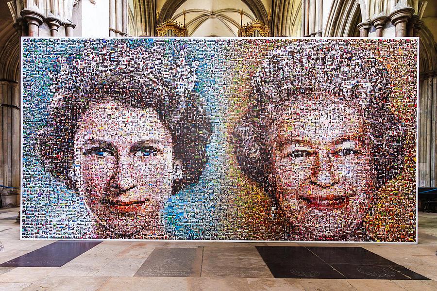 Queen Elizabeth From Photographs