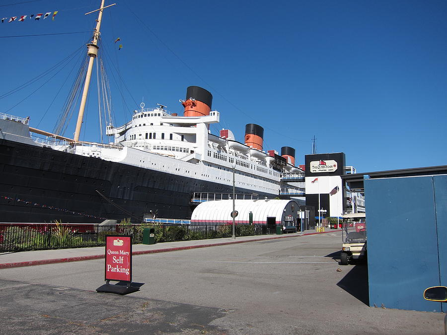 Queen Photograph - Queen Mary - 12123 by DC Photographer