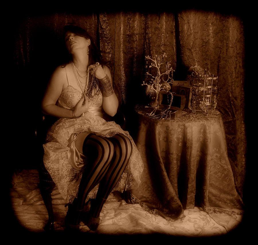Gold Photograph - Queen Midas by Cindy Nunn