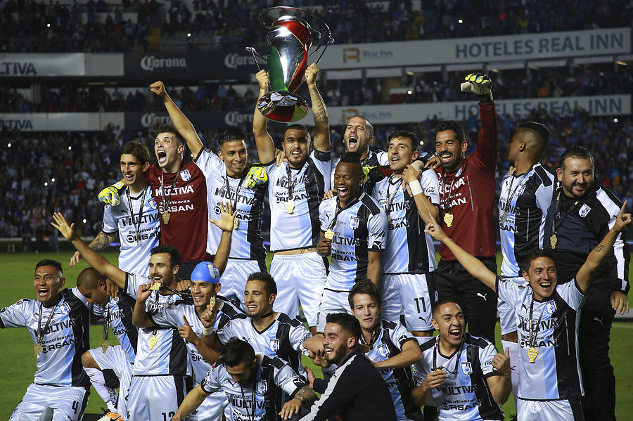 Queretaro V Chivas - Final Copa Mx Apertura 2016 Photograph by Miguel Tovar