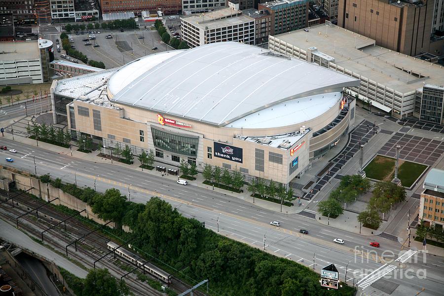 New Quicken Loans Arena