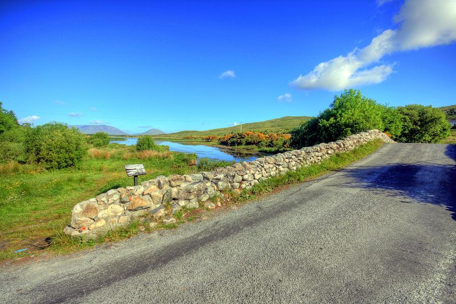 Connemara Photograph - Quiet Man Bridge by John Quinn