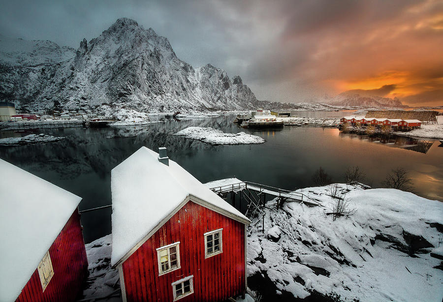 Quiet Morning Photograph by Lior Yaakobi