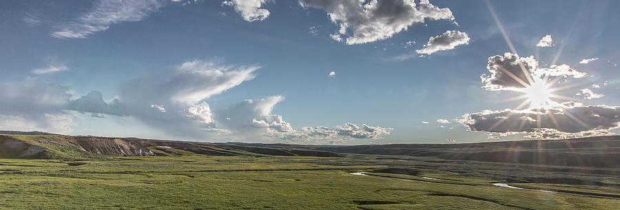 Horizontal Photograph - Quiet Prairie by Jon Glaser