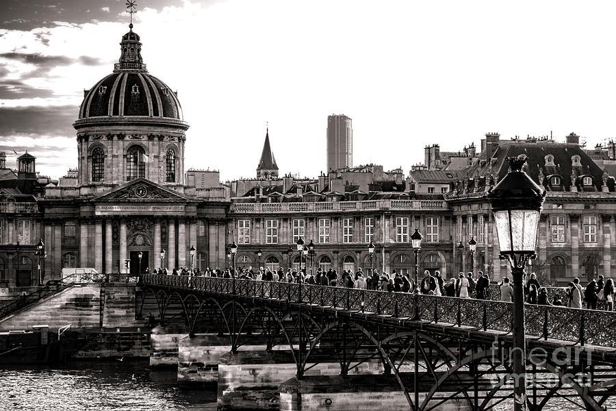 France Photograph - Quintessential Paris by Olivier Le Queinec