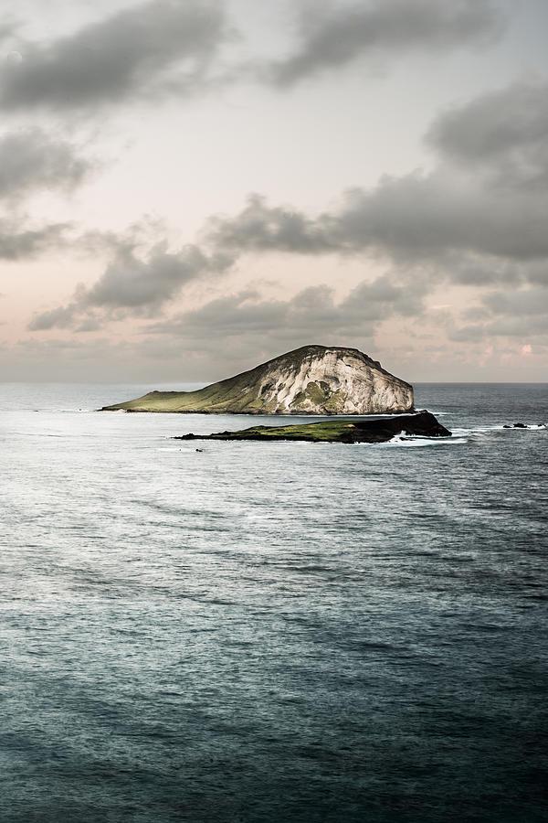 Landscape Photograph - Rabbit Island by Jason Bartimus