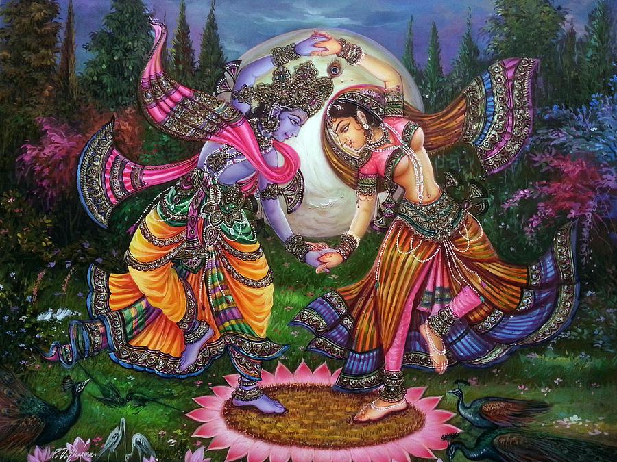 sri radha krishna image download