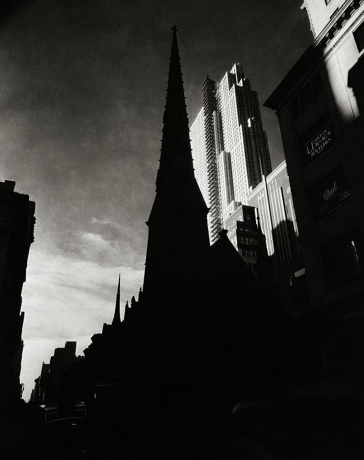 Radio City Music Hall In New York City Photograph by Nicholas Muray