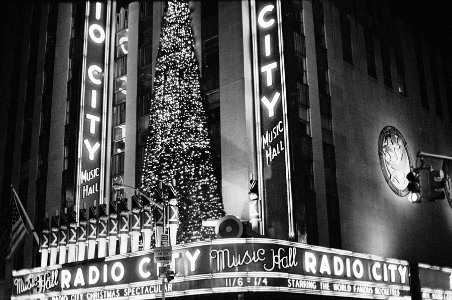 Radio City New York by Dave Beckerman