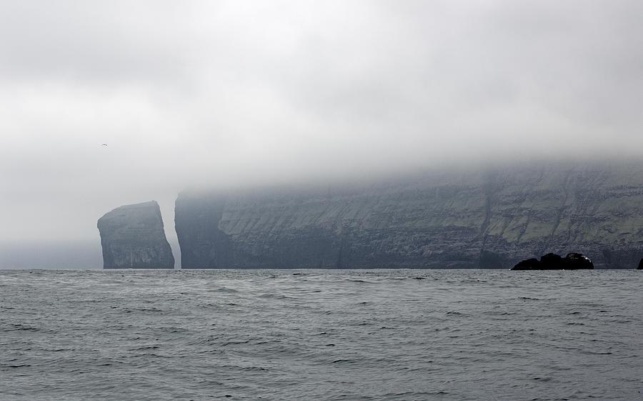 Ragged Coastline Of Faroe Islands Photograph by Sindre Ellingsen