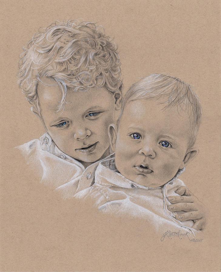 Raife and Harris by Jill Westbrook