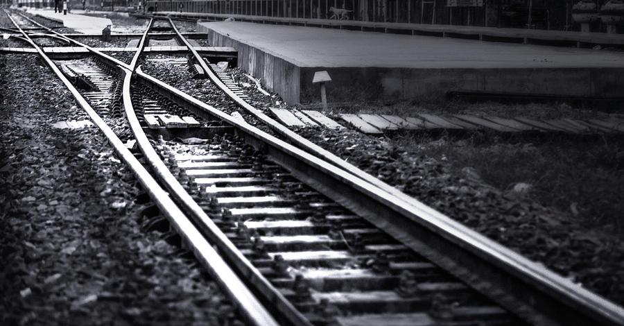 Railway Photograph by Www.sergiodiaz.net