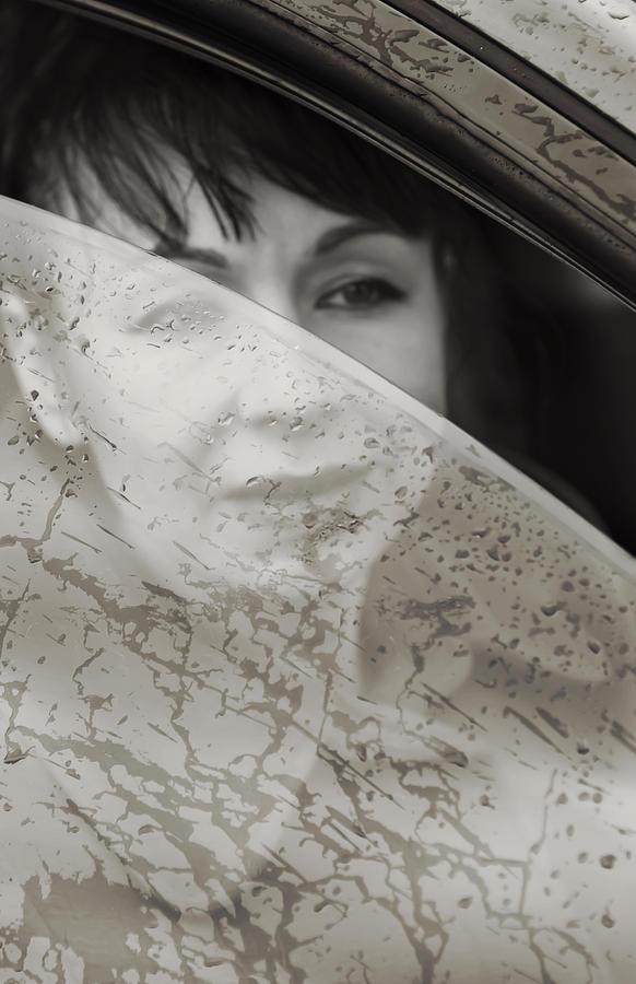 Lena Photograph - Rain Again by Svetlana Sewell