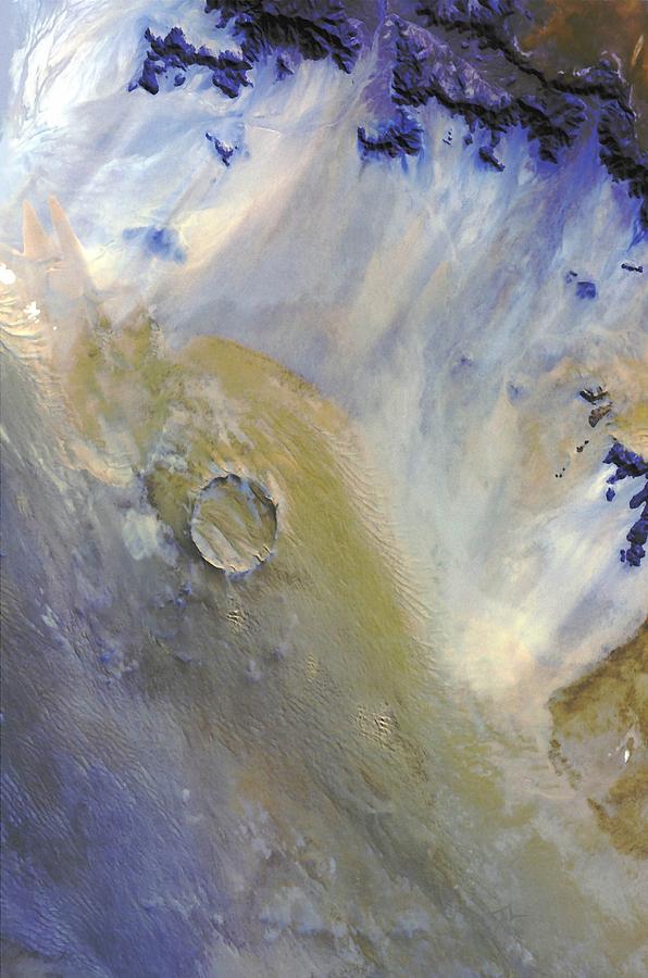 Rain On The Moon Painting by Jill Lorraine