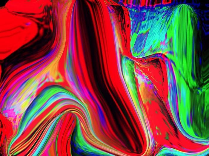 Etc. Digital Art - Rainbow by HollyWood Creation By linda zanini