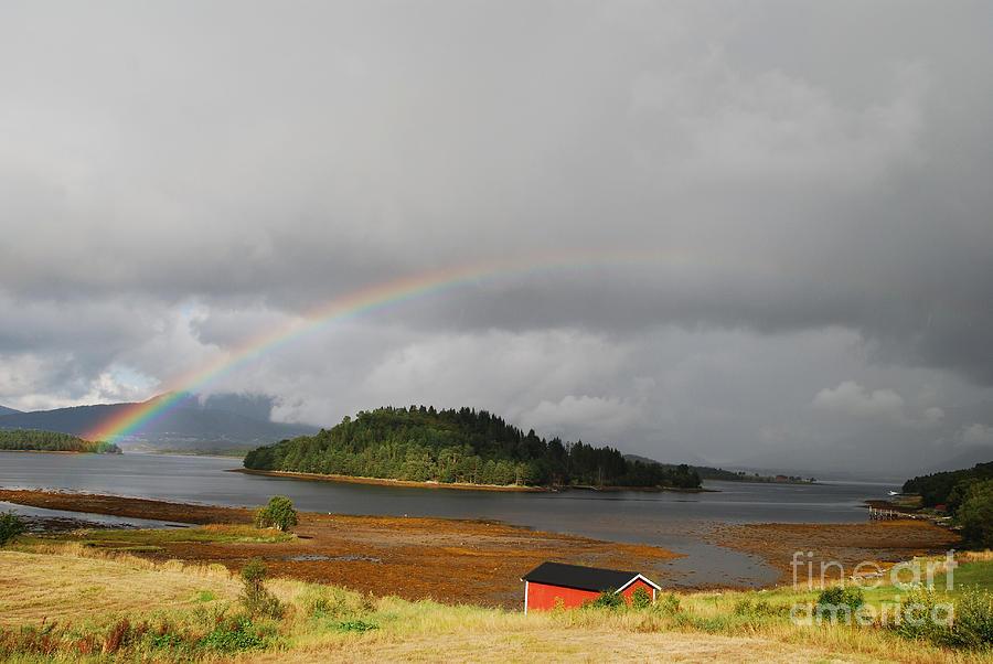 Rainbow of the North by Ankya Klay