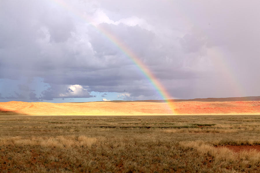 Rainbow Over Sossulvei Photograph by Gregory Daley  MPSA