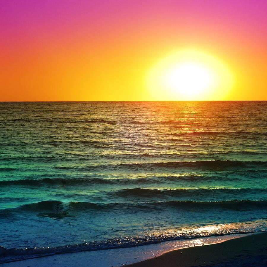 Sunset Panama City Beach May