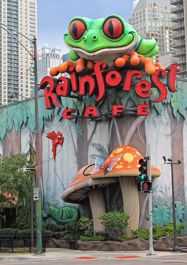 Rainforest Cafe Apparel