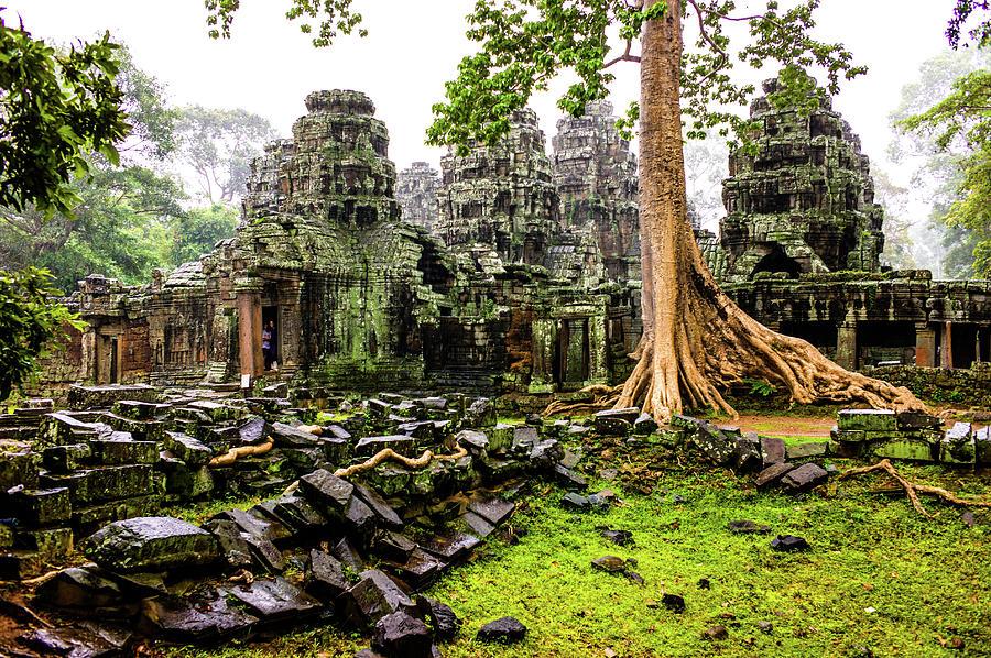 Rainny Siem Reap Photograph by Phg Voyager