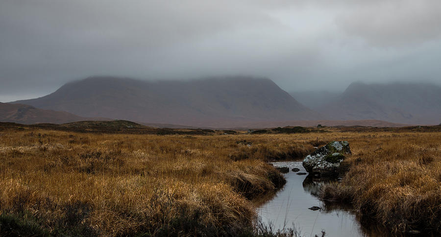 Rannoch Moor, Glencoe, Scotland Photograph by Saving Memories, One Pic At A Time