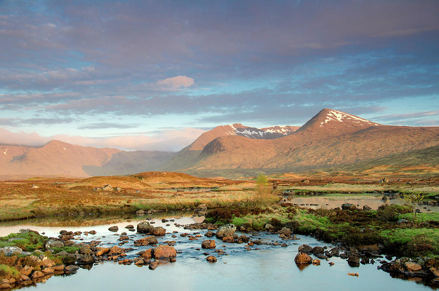 Rannoch Moor Photograph by Mike Dow Photography