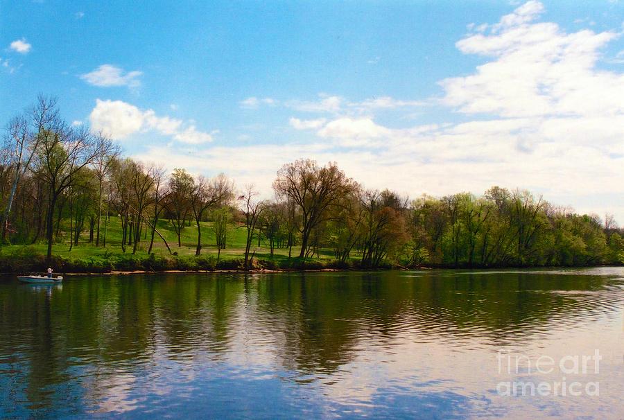 Rappahannock River I Photograph