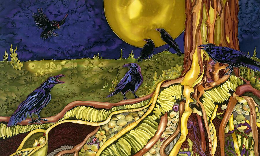 Raven's Cache by Artimis Alcyone