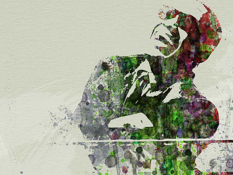 Ray Charles Painting - Ray Charles by Naxart Studio