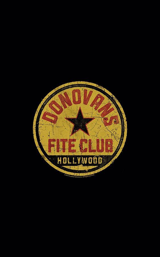 Ray Donovan Digital Art - Ray Donovan - Fite Club by Brand A