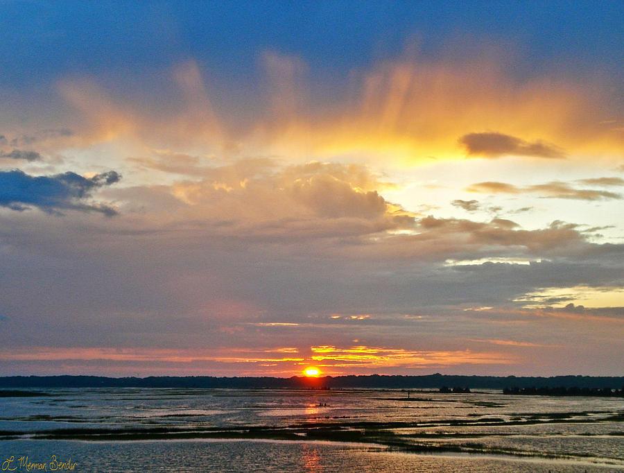 Rays Of Light Photograph by Lisa Merman Bender