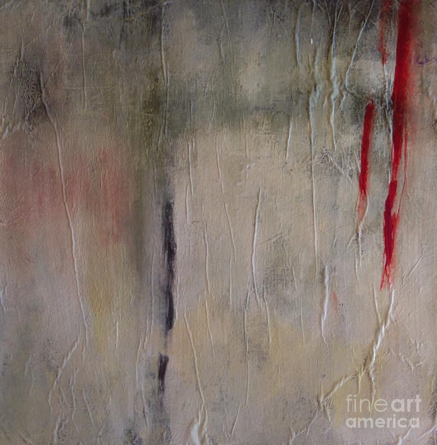 Reaching Painting by Bebe Brookman