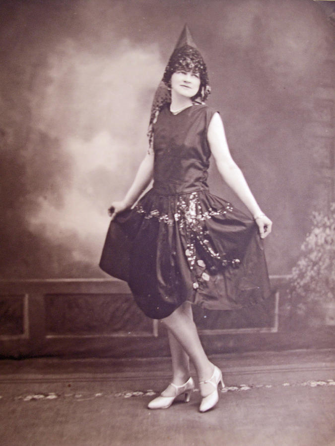 1930 Photograph - Ready For The Dance by Barbara McDevitt