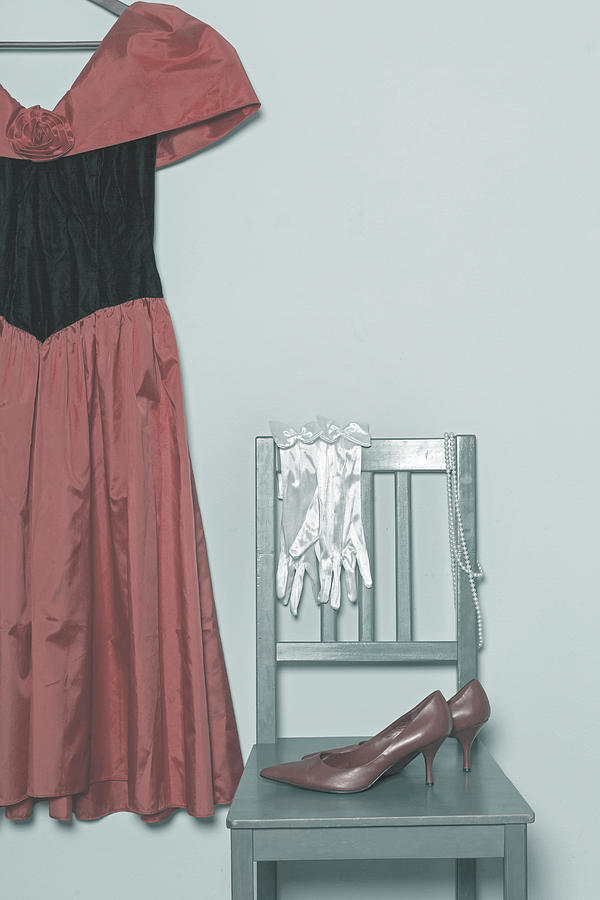 Dress Photograph - Ready To Go Out by Joana Kruse