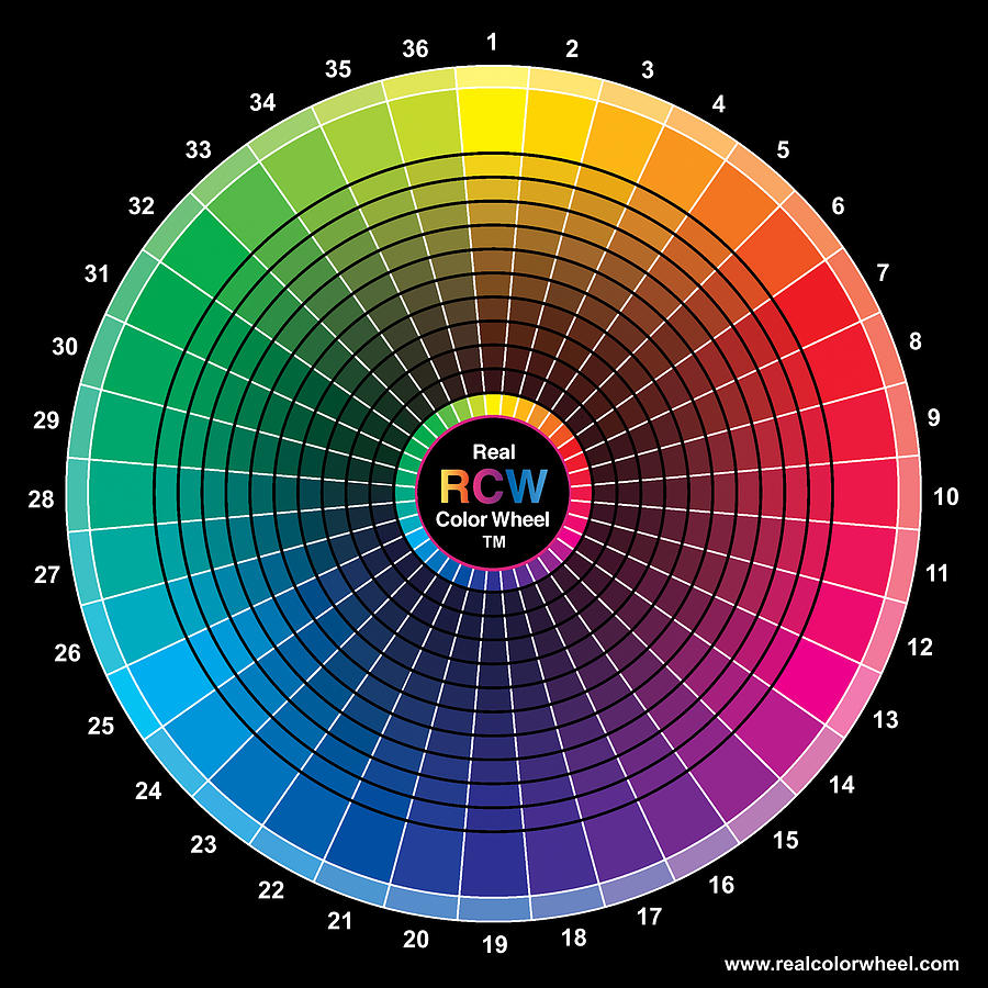 Color wheel chart complimentary colors buyproxy color wheel chart complimentary colors nvjuhfo Image collections