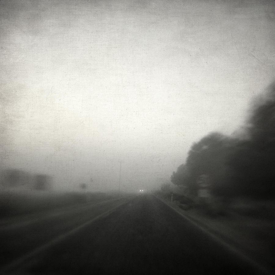 Road Photograph - Real by Taylan Apukovska