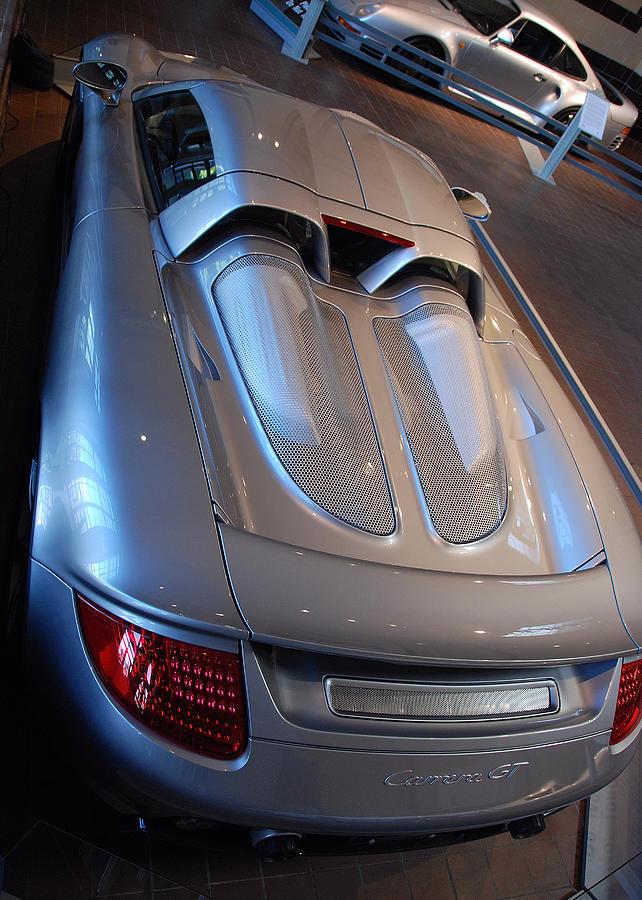 Automobiles Photograph - Rear Pov by John Schneider