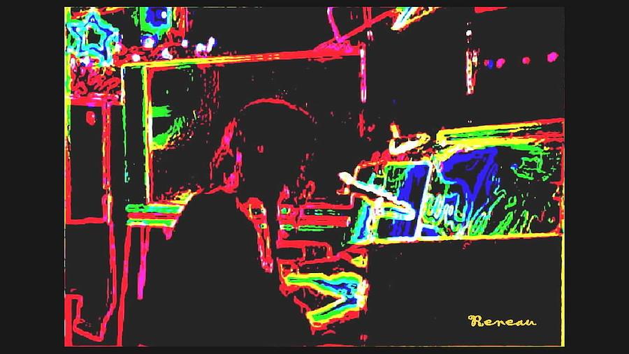 Music Photograph - Rebecca by Sadie Reneau