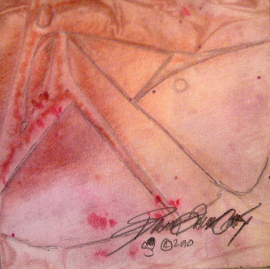 Rebeccatacosagray Painting by Rebecca Tacosa Gray