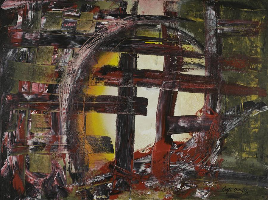 City Painting - Rebirth Of Saigon  by Coqle Aragrev