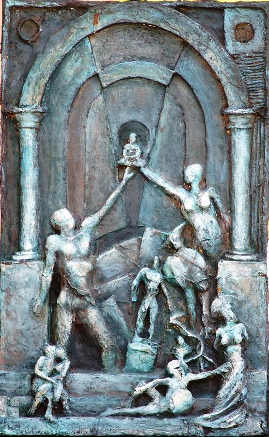 Nikola Radonjic Relief - Rebirth Of Truth by Nikola Radonjic