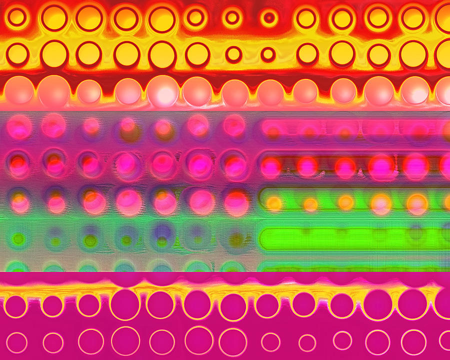 Abstract Digital Art - Recently Spotted by Wendy J St Christopher